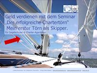 Seminar-Konzept für Segelschulen & Segelclubs